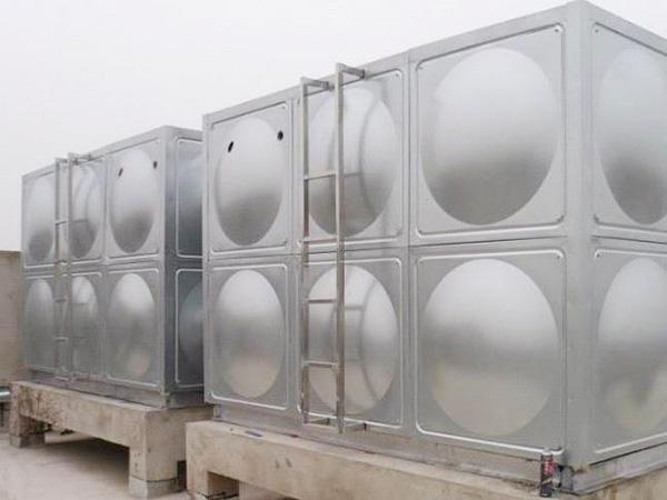 方形组合式不锈钢水箱