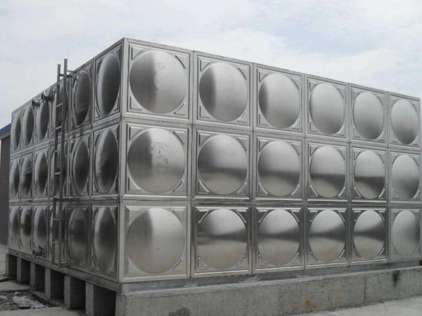 30立方不锈钢水箱