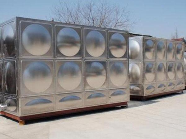不锈钢水箱材质说明