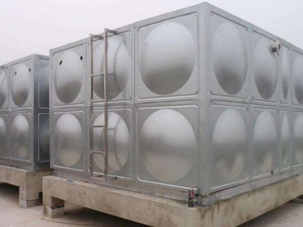 组合式不锈钢消防水箱