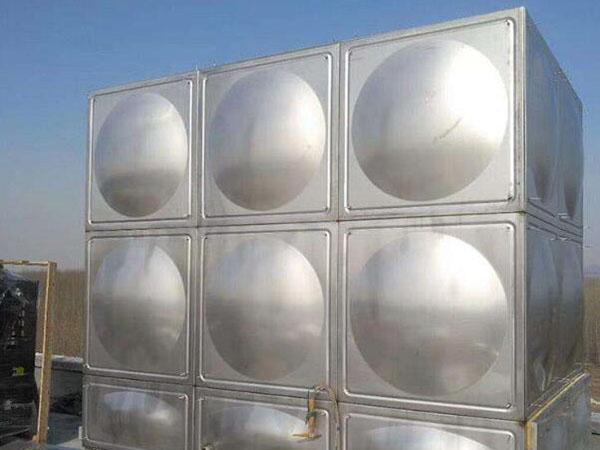 不锈钢水箱型号规格