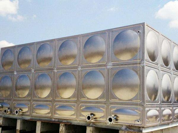 定西不锈钢组合水箱定做厂家