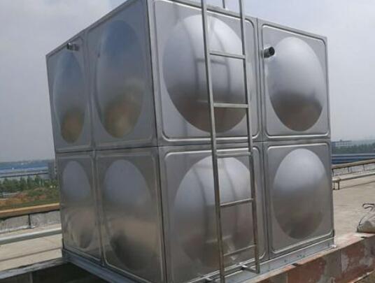 白银不锈钢水箱厂家