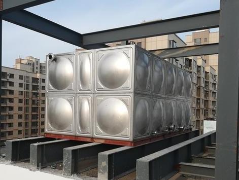 天水安装不锈钢消防水箱