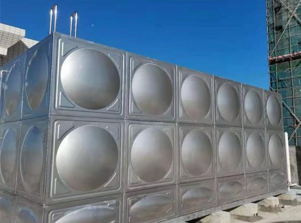 白银不锈钢水箱
