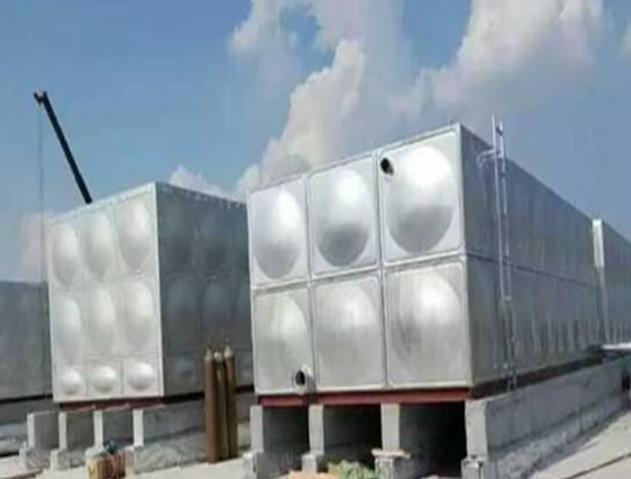 定西组合式不锈钢水箱