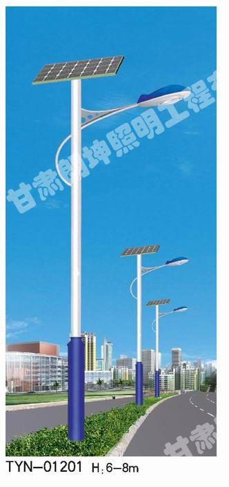 鄉村太陽能路燈
