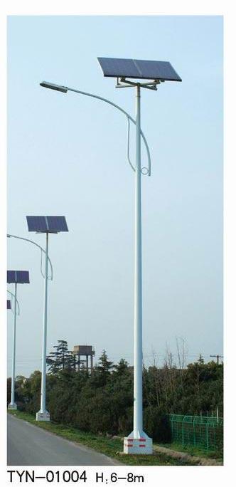 5米农村太阳能路灯