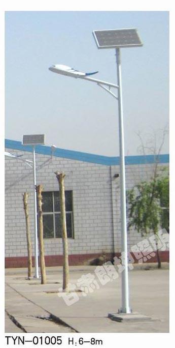 仿古太陽能庭院燈