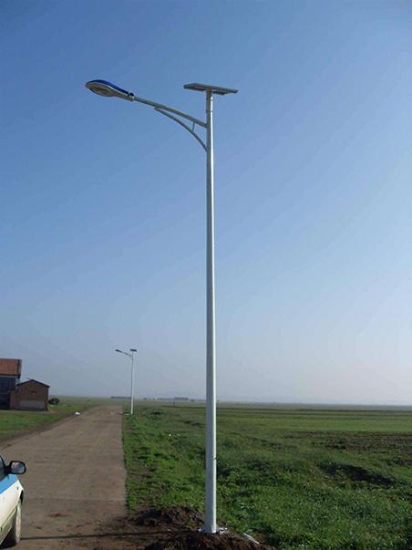 一体太阳能路灯
