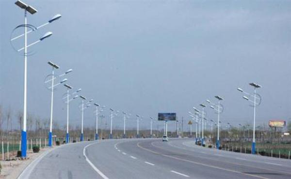 兰州户外太阳能路灯厂家