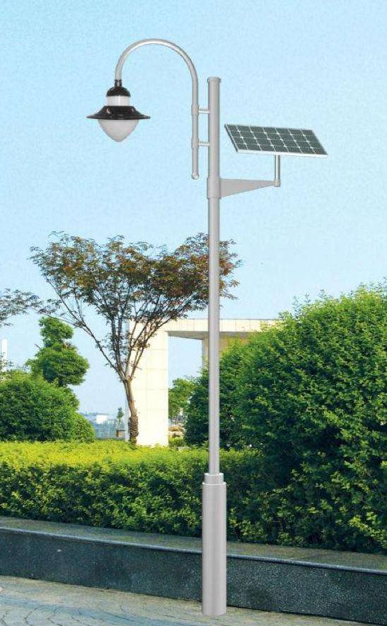 10瓦太阳能路灯