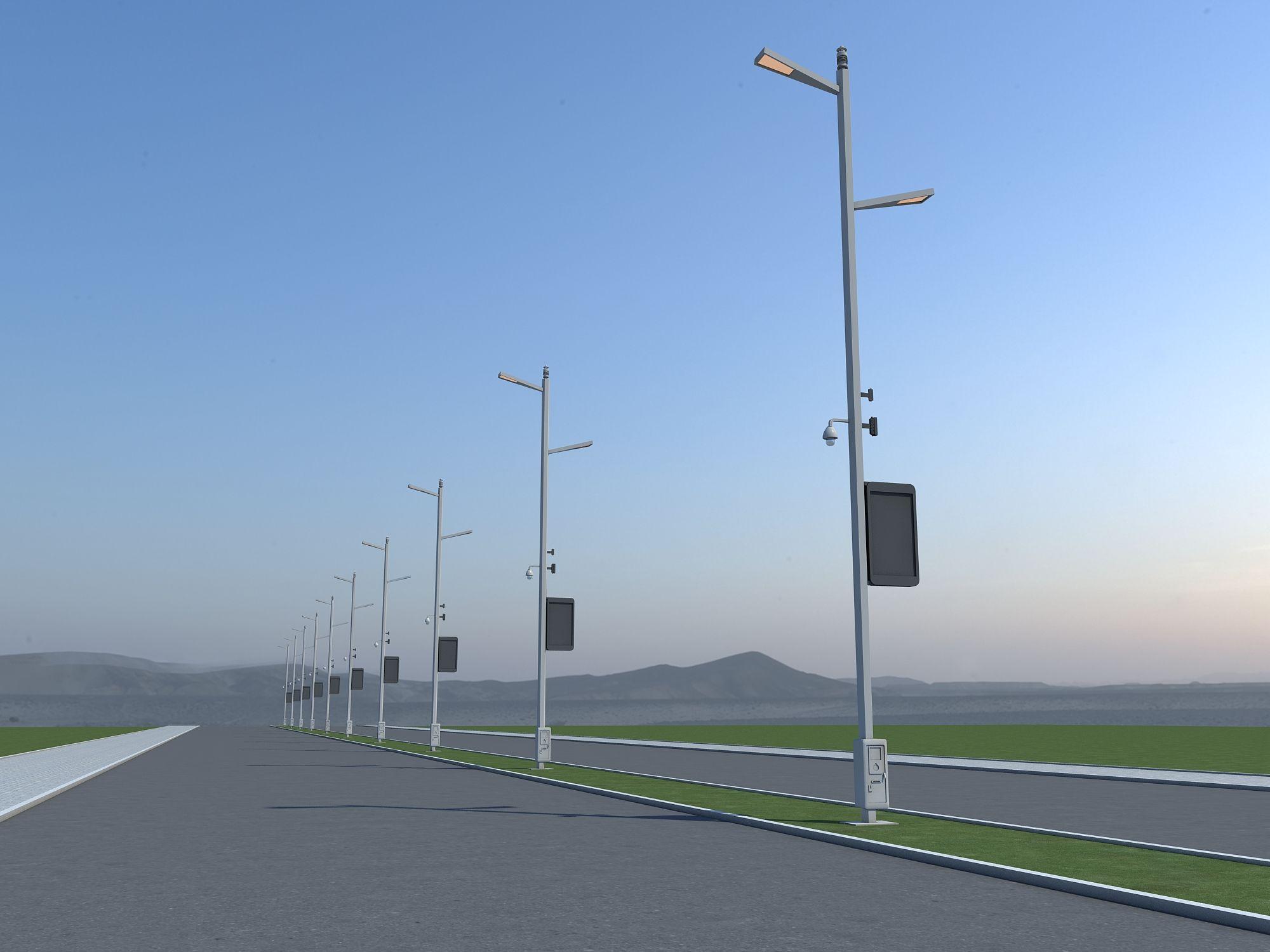 路灯智能系统