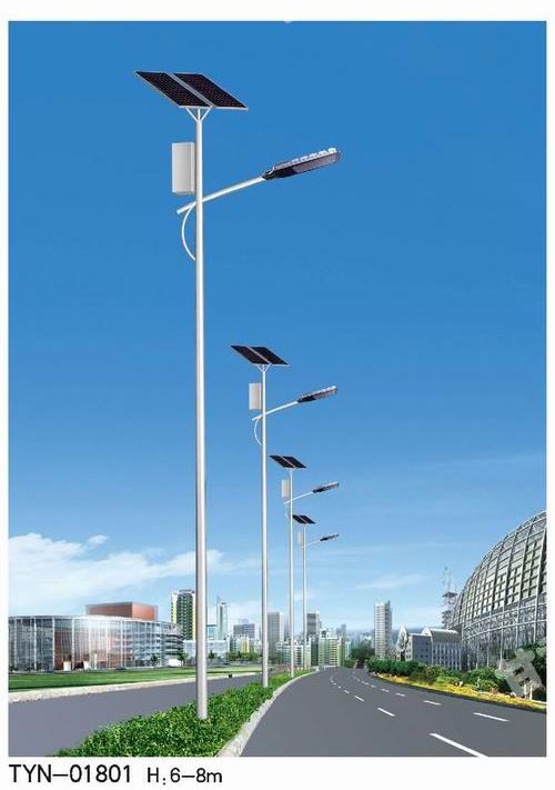 兰州锂电池太阳能路灯