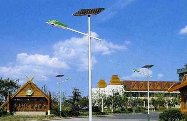 兰州太阳能路灯配置
