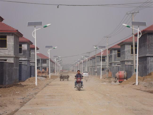 蘭州太陽能路燈