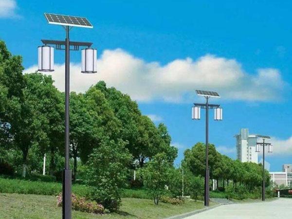 LED太陽能庭院燈