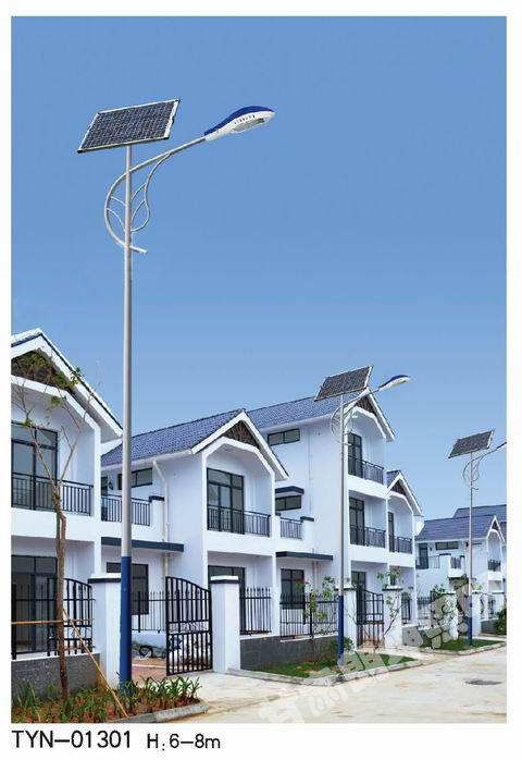 蘭州農村太陽能路燈-太陽能路燈價格