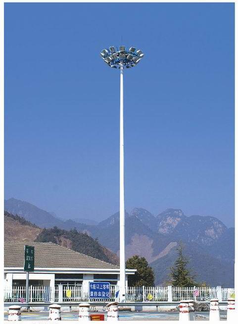 升降式高杆燈