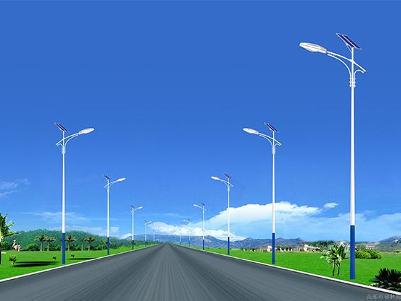 led太陽能路燈-道路照明燈具