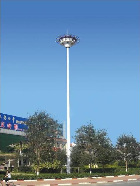 蘭州高杆燈-led高杆燈廠家