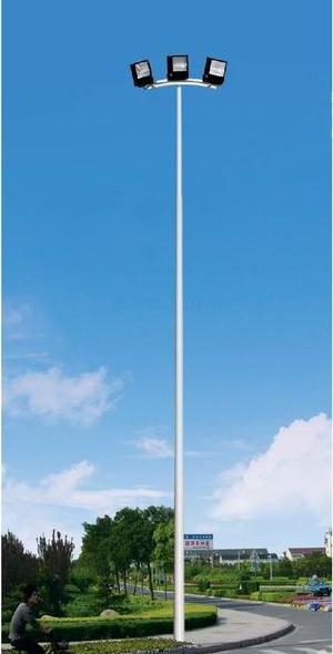 蘭州中桿燈廠家-蘭州led中桿燈-甘肅中桿燈安裝工程