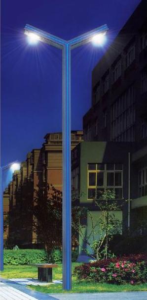 led庭院燈杆