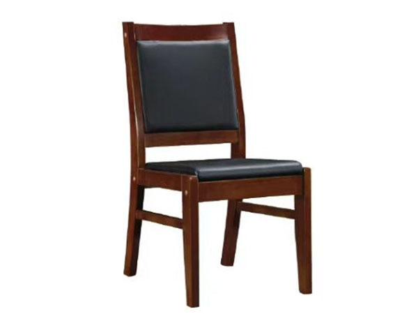 实木办公椅