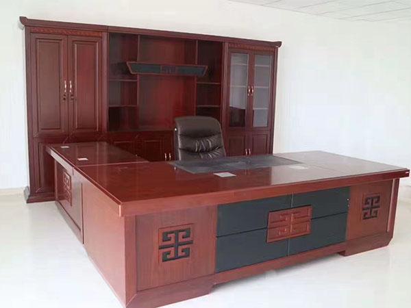 实木办公桌厂家定制生产