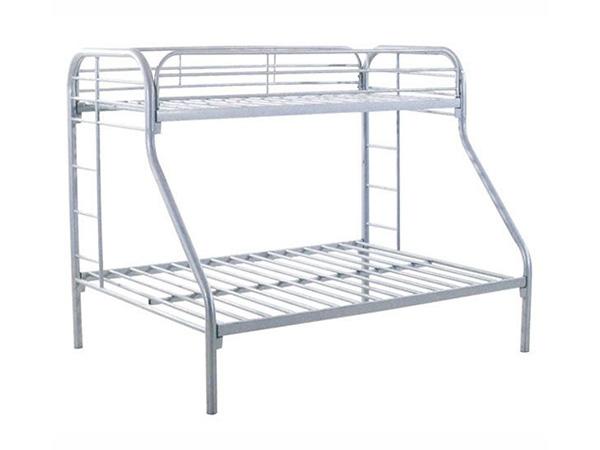 不锈钢双人高低床