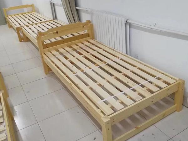实木单人床价格