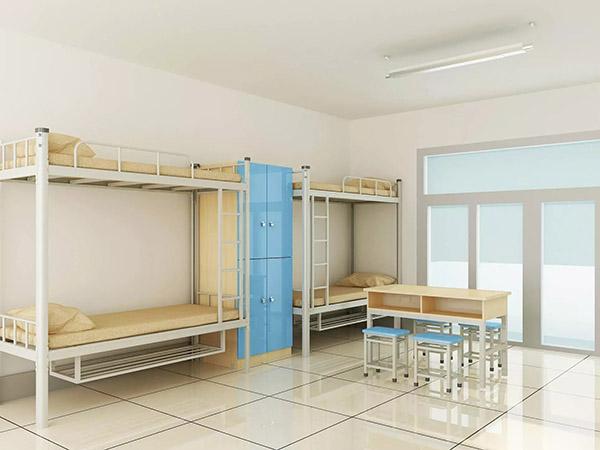 单身公寓高低床