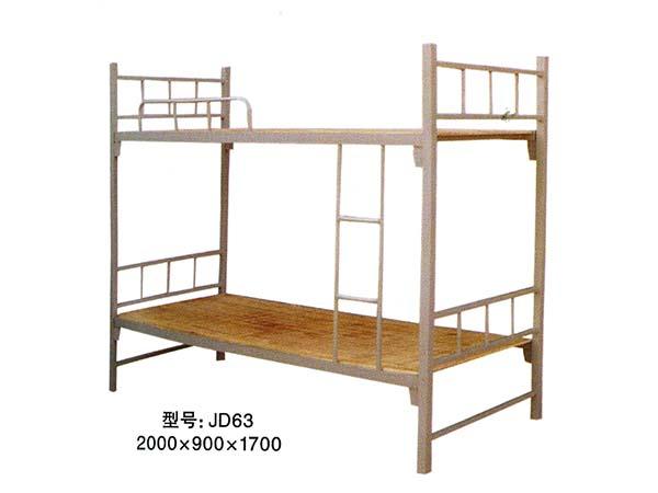 单身公寓高低床06