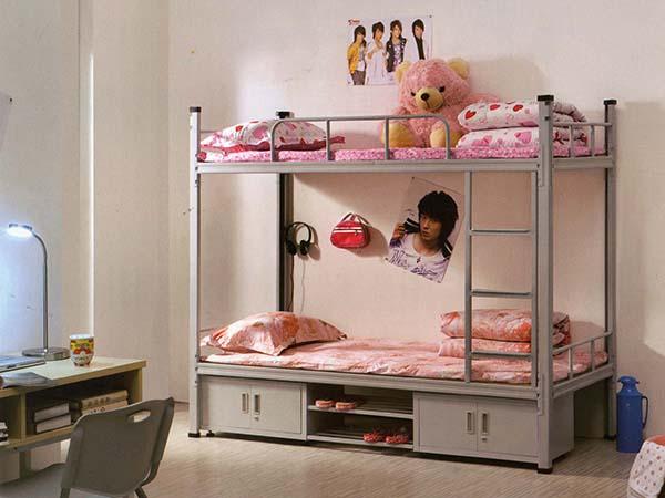 单身公寓高低床08