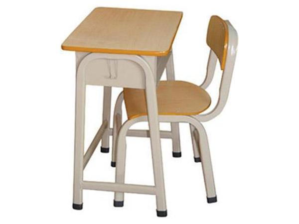 碧利华单人课桌椅