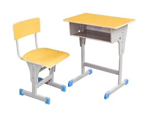 钢木学生课桌椅生产厂家