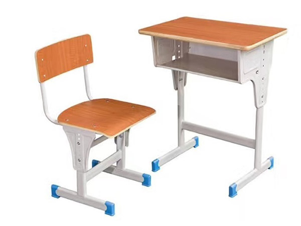 钢木学生课桌椅价格合理,质量放心