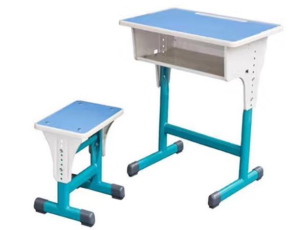 升降钢木课桌椅价格合理,质量放心