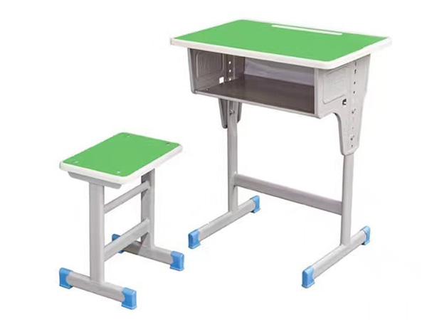 升降钢木课桌椅厂家生产定制