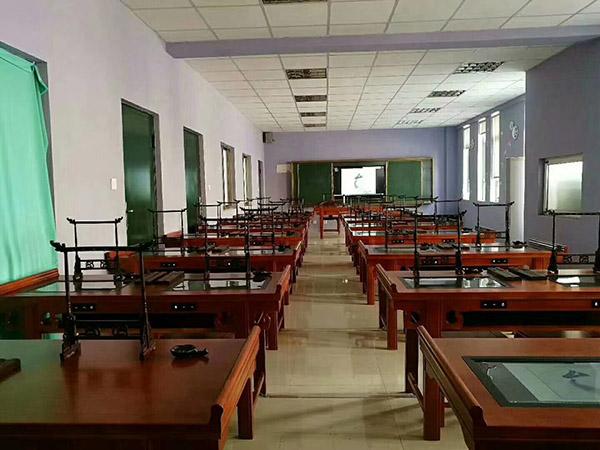 国学馆课桌椅