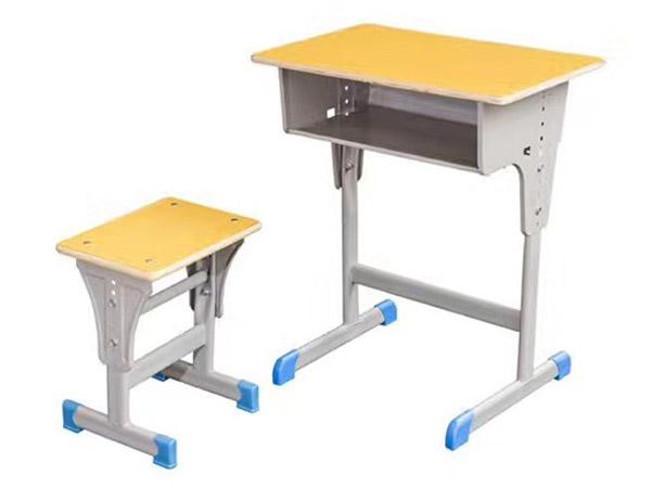 可升降学生课桌椅价格合理,质量放心