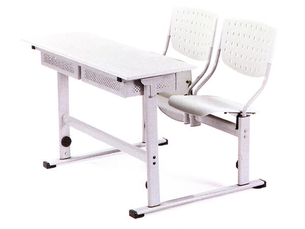 活动双人课桌椅