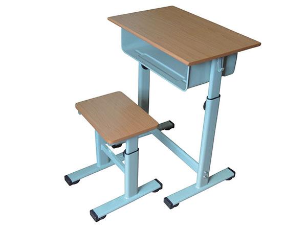 升降课桌椅怎么组装