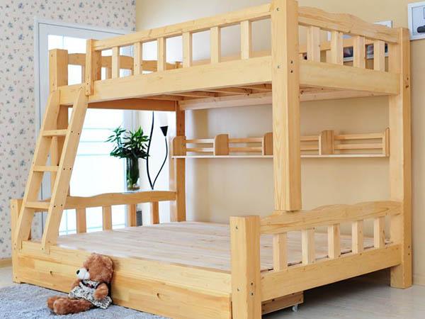 高低子母床