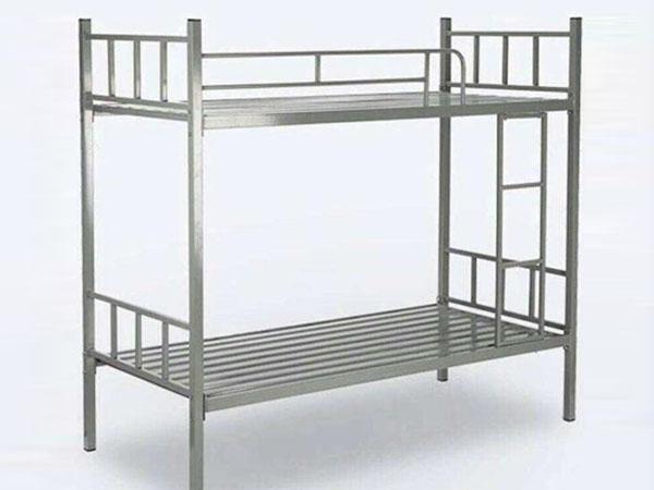 铁质高低床