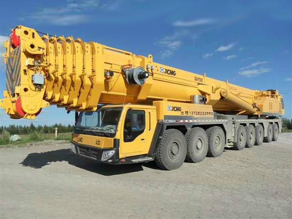兰州100吨吊车出租