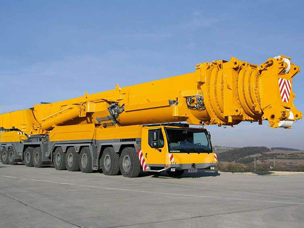 500吨吊车出租