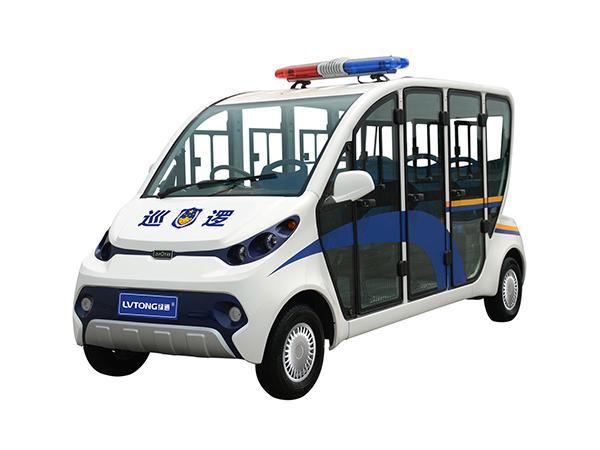 六人座封闭式电动巡逻车LT-S6.PAF