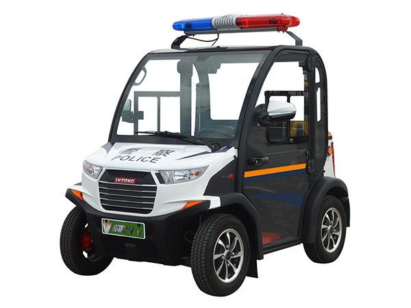 两人座封闭式电动巡逻车LT-S2.DBP