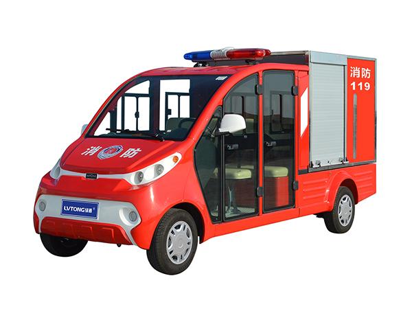 四座电动消防车LT-S4.XF
